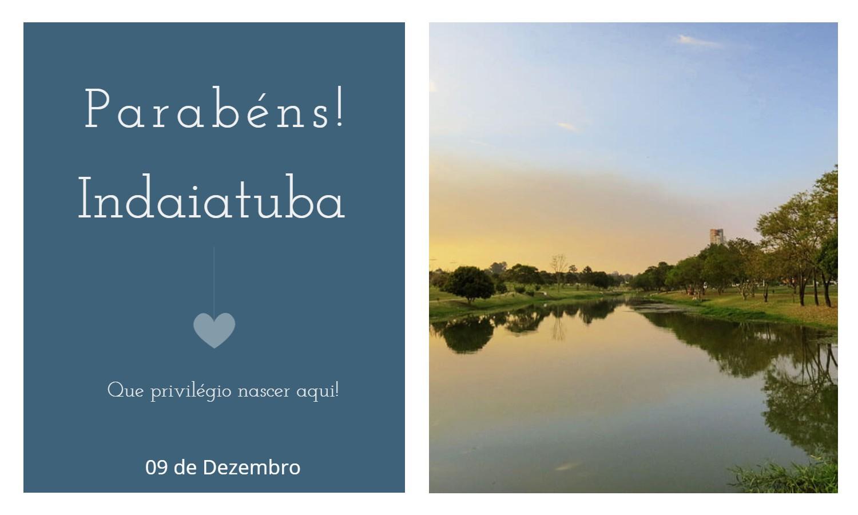 aniversario de indaiatuba - Data de aniversário de Indaiatuba - SP