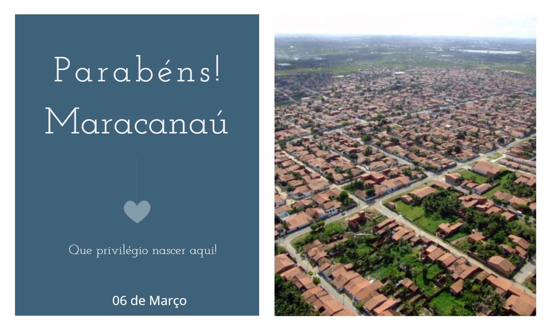 aniversario de maracanau ce - Data de aniversário de Maracanaú - CE