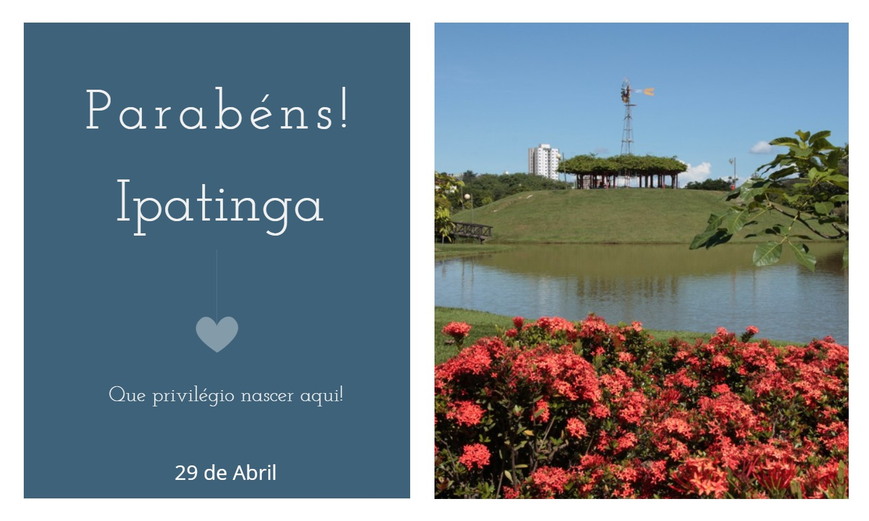aniversario de ipatinga mg - Data de aniversário de Ipatinga - MG